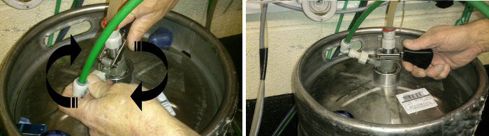 How to change a keg 10